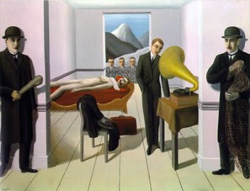 Magritte - The Threatened Assassin